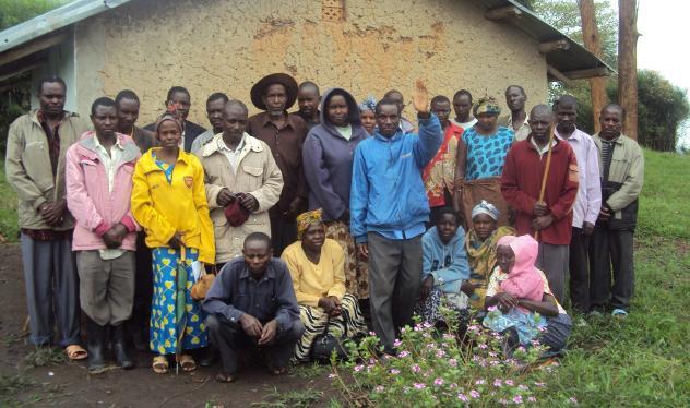 Rwemengo Tumanyane Group, Ibanda