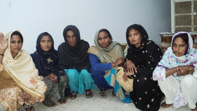 Sahibzadi's Group