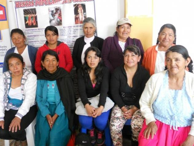 Vegaspamba (Gualaceo) Group
