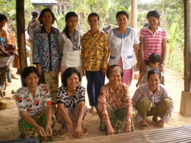 Mrs. Im Chreoch Village Bank Group
