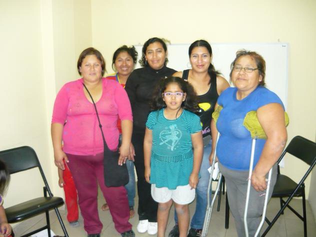 Las Forjadoras De Villa Del Norte Group