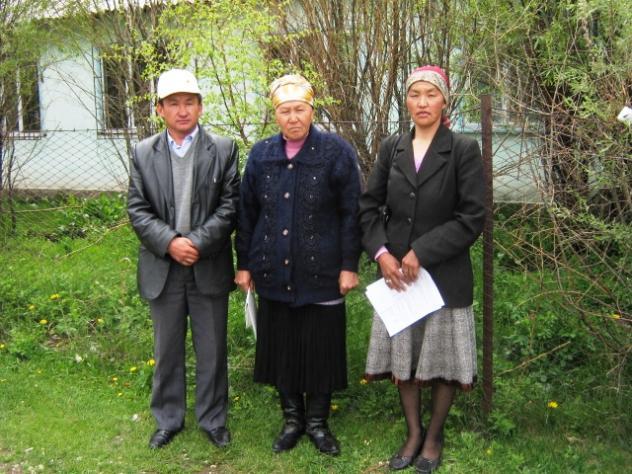Seitkul's Group