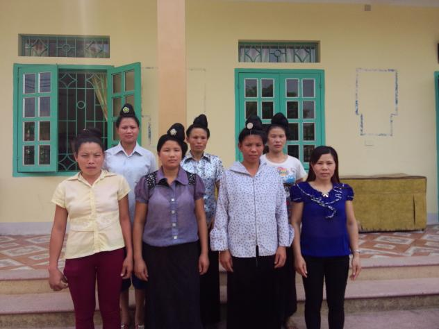 Thanh Luong 1 Group