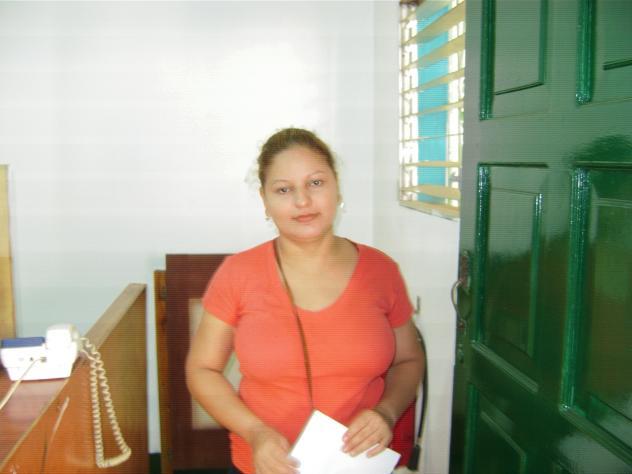Mildred Alejandra