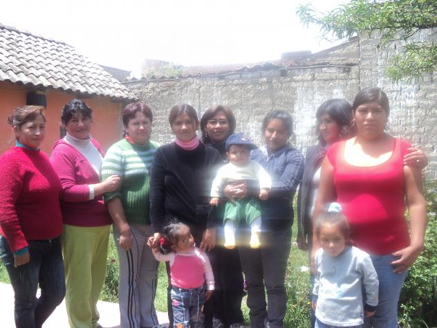 Virgen Del Rosario Ii Group