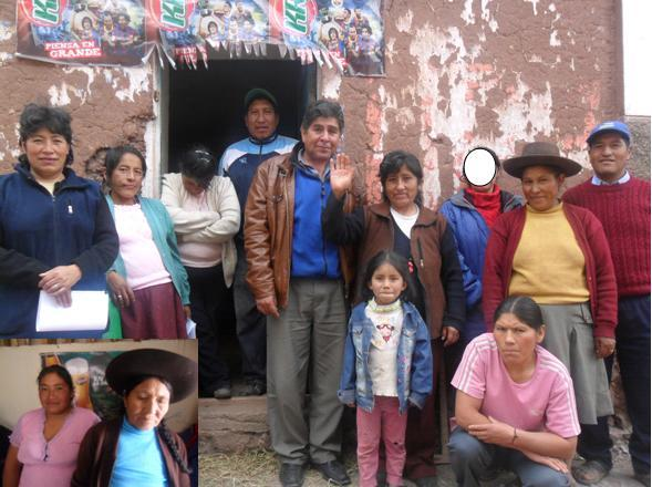 Nuevo Progreso De Andahuaylillas Group