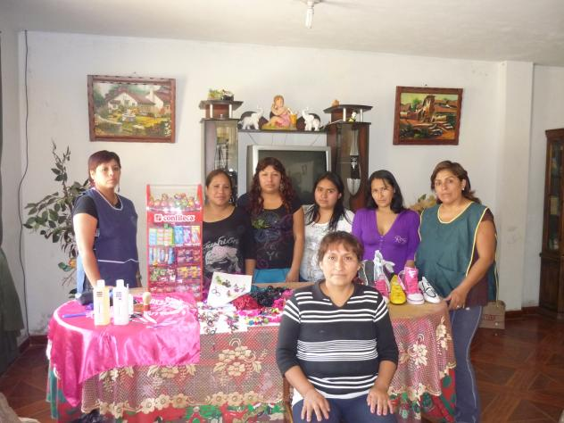 Nueva Amistad De Huascar Group