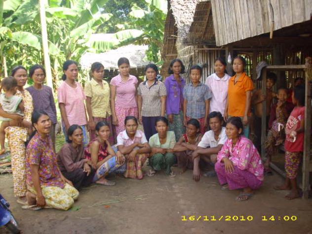 Mr. Uo Rorn Village Bank Group