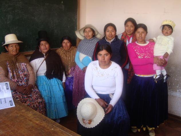 Conquistadoras Group