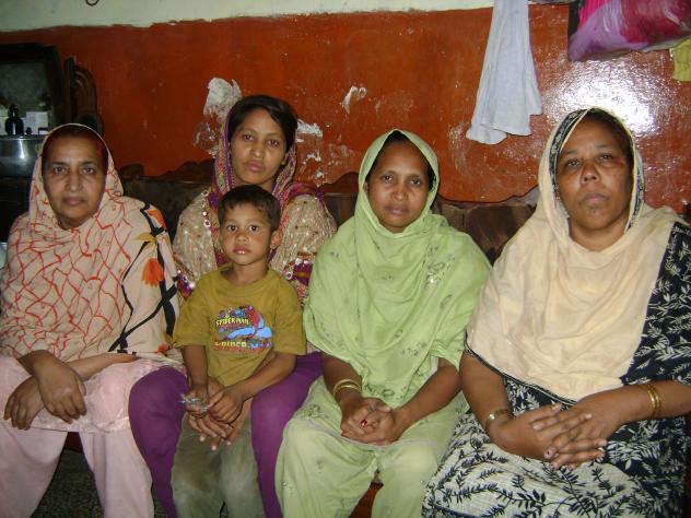 Khalida Parveen M. Ameen Shahzad Group