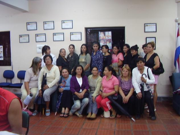 Mujeres Solidarias Group