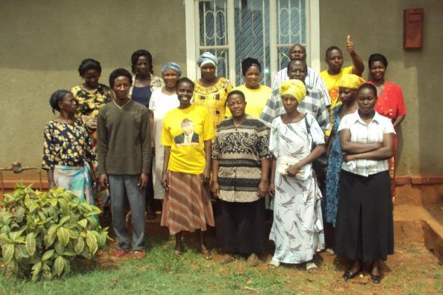 Mwino Akuwa Group A-Jinja