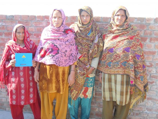 Ghulam Fatima's Group