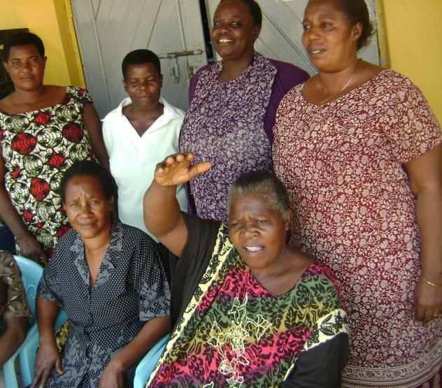 Tweyombekye Women's Ntungamo Group