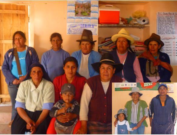 Santa Rosa De Lima De Conchacalla Group