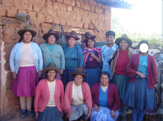 Colquecancha Group