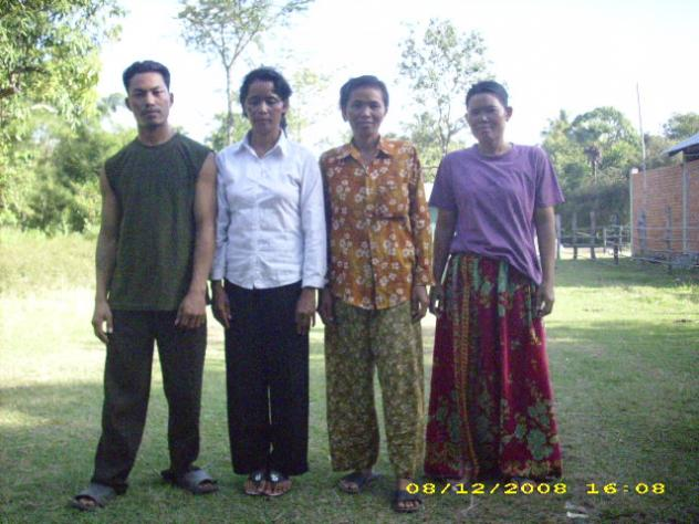 Rithy Moeung's Group