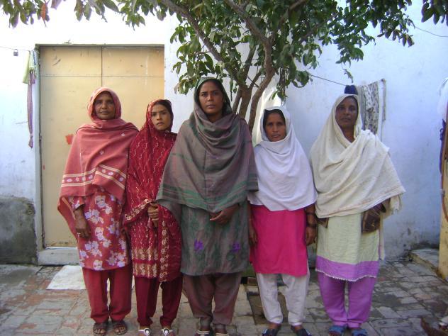Majida Safdar Masih Group