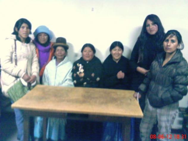 Mayaky Sartasiñani Group