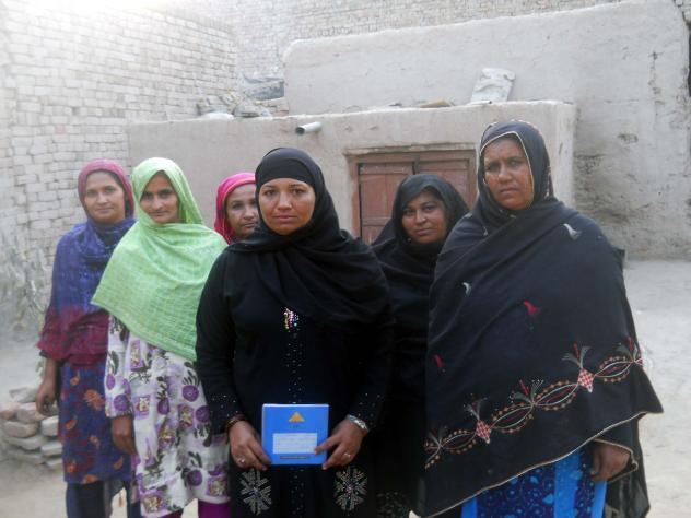 Kaneez Fatima's Group
