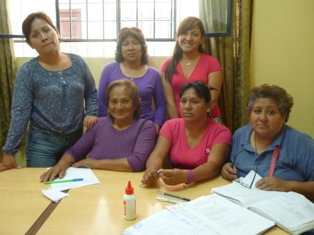 Maria Elena Moyano Group