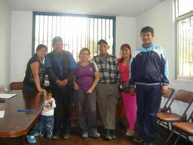 San Martin De Porres Group