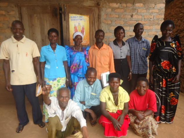 Kiguhyo Tweimukye Group