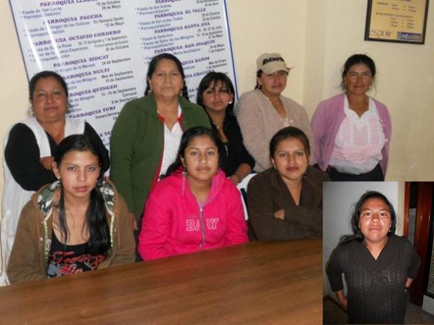 Caritas Alegres (Cuenca) Group