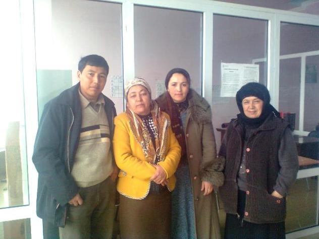 Ranohon's Group