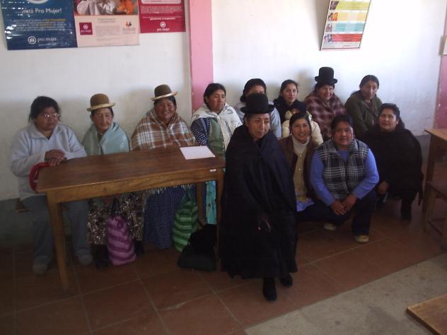 Chascañawi Ii Group