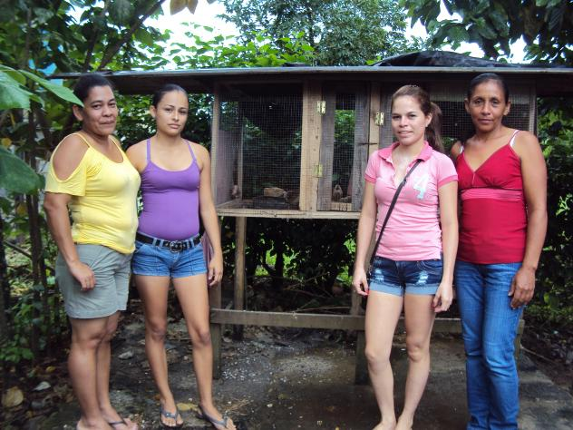 Banco Mujer Creciendo Juntas Group