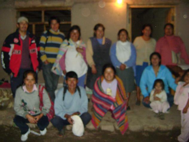 Manos Juntas Rumichaca Alta Group