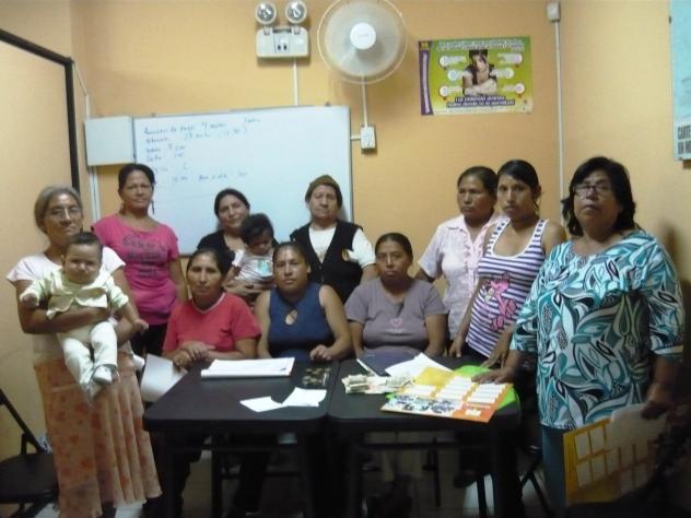 Somos Impacto 2006 Group