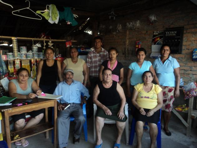 Banco Comunal Divino Niño Group