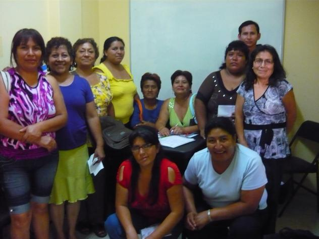 Madres Ladereñas Group