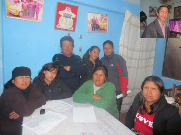 Señor De Huanca Group