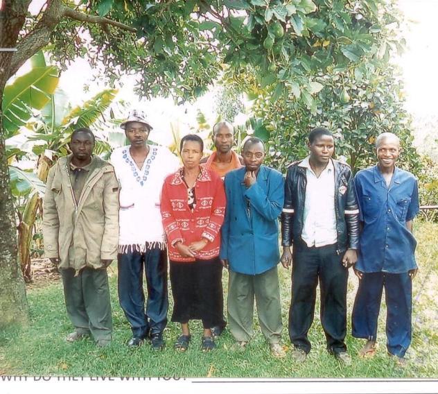 Swazi Twetungure Group