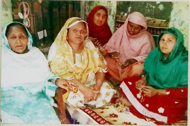 Jamila Bano's Group