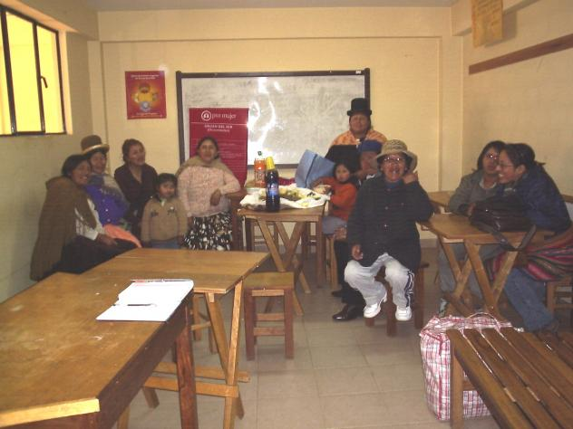 Jacha Apachita Group