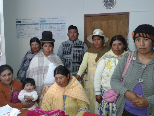Mujeres Obreras Group