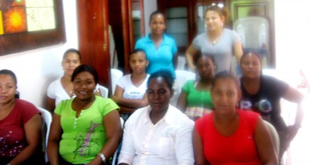 Mujeres Progresando 1 & 2 Group