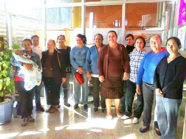 Mujeres Unidas Del Piro'y Group