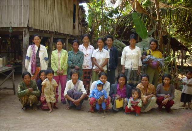 Mrs. Thy Riel Village Bank Group