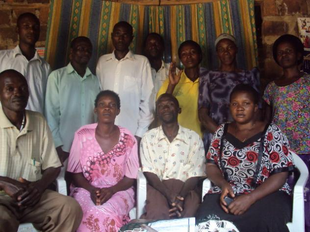 Nswanjere Farmers United Group