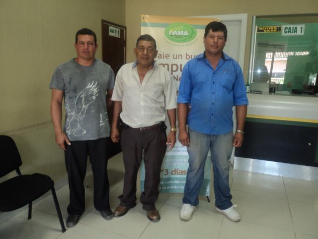 Los Tres Amigos Group