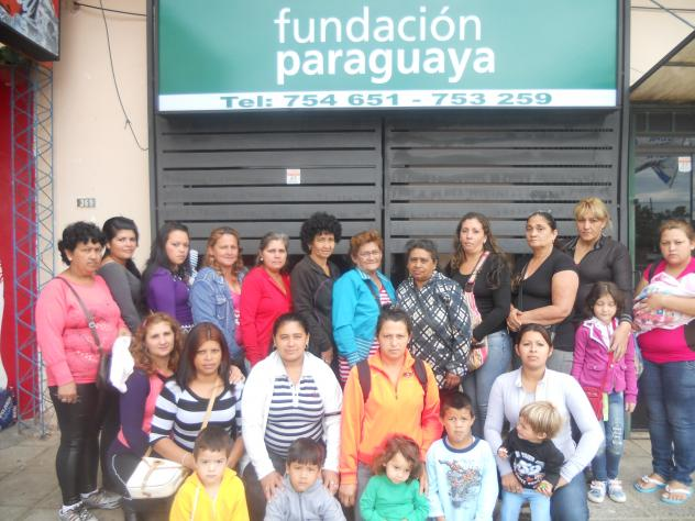 Madres Luchadoras Group