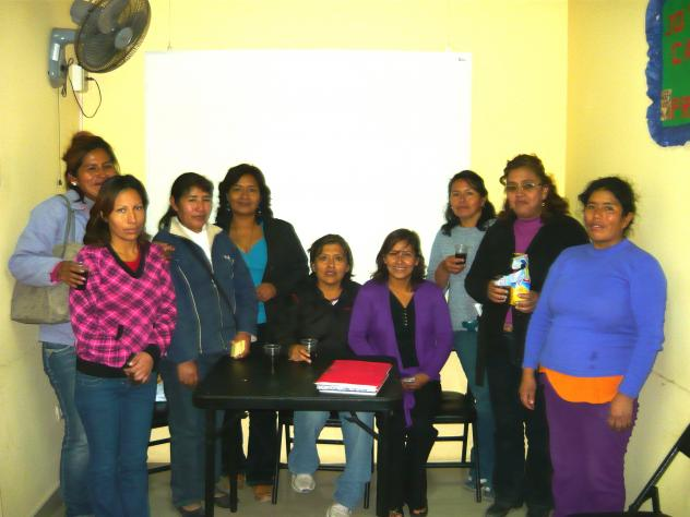 Damas Triunfadoras Group