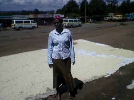Mary Wanjiku