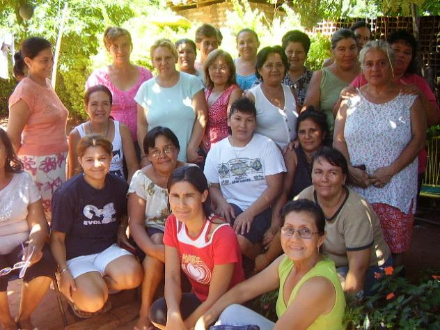 Mujeres Solidarias (Women United) Group