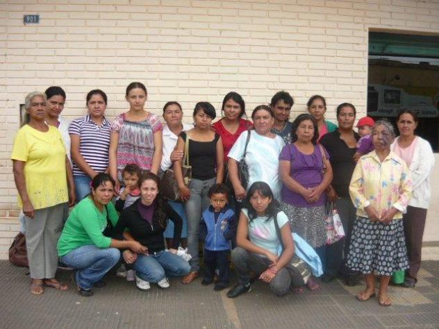 Trabajdoras De Saguazu Group
